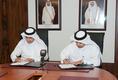 Dr Khalid Al Hajri and Engr. Essa Hilal Al-Kuwari