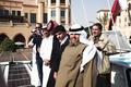 School visit Qatar Solar Boat